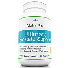 Alpha Rise Ultimate Prostate Support